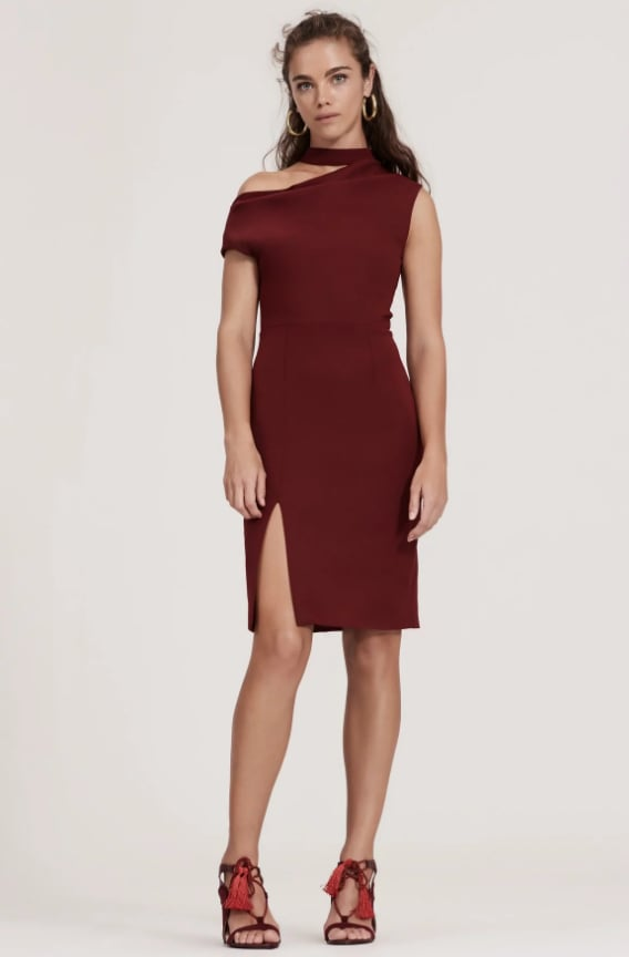 Finders Keepers The Message Midi Dress, $179.95