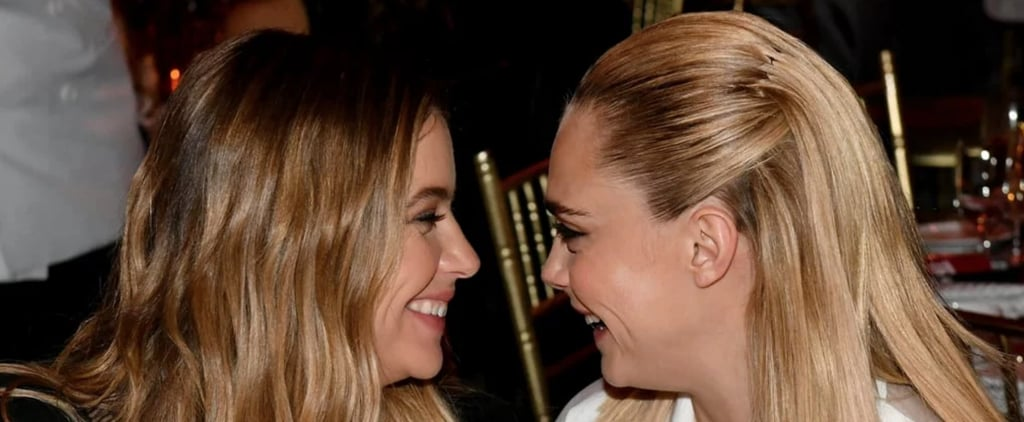 Are Ashley Benson and Cara Delevingne Dating?