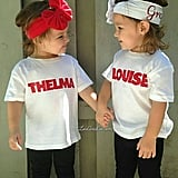 Thelma and Louise Outfits