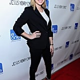 Emma Roberts struck a pose at the Jesus Henry Christ premiere.