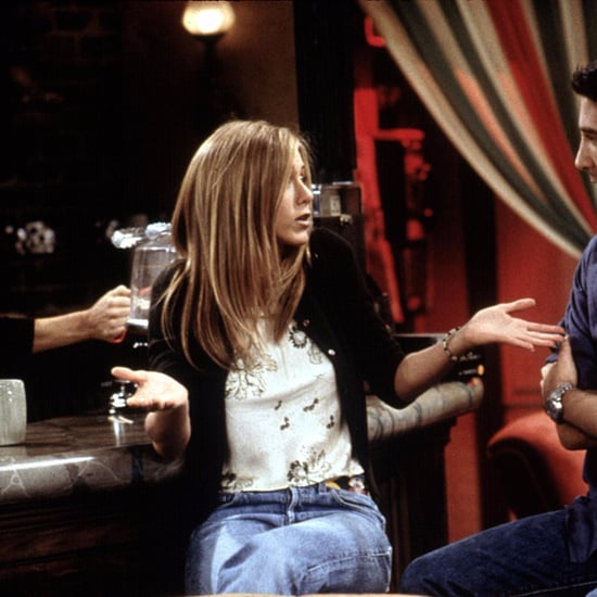 Jennifer Aniston Braless on Friends