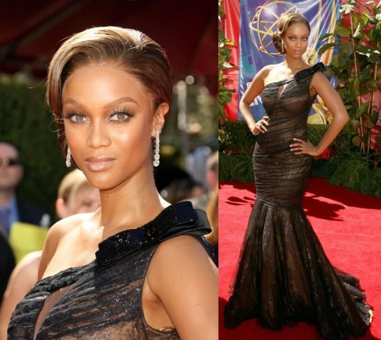 Tyra's Bold Emmys Look: Love It or Hate it?
