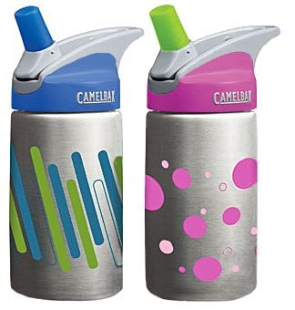 CamelBak Kids' Stainless Steel Water Bottle ($15)