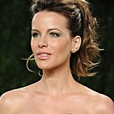 Our followers are tired of the same old ponytail (us, too)! But this voluminous style spotted on Kate Beckinsale was their favorite above-average ponytail look.