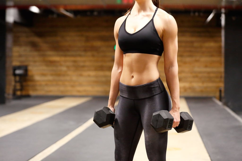 This CrossFit Workout Will Be the Most Intense (and Fun!) 10 Minutes of Your Day