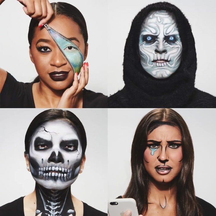 Halloween Special Effects Makeup | POPSUGAR Beauty Middle East