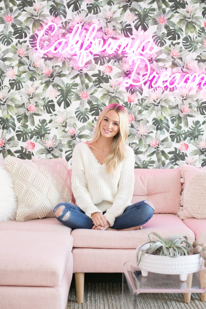 "Bachelor star Lauren Bushnell has bounced back from her split from fiancé Ben Higgins with a hot new boyfriend and a fabulous LA apartment to match. To make her new, Instagram-worthy abode reflective of her fabulous SoCal style, she enlisted the help of expert Jessica McCarthy. She's the design director of Decorist, an online service that provides professional, personalised interior design for a flat rate. It's perfect for busy people like Lauren who don't have extra time to devote to perfecting their interiors.  Jessica had some great ideas for Lauren's bedroom and living room, and she teamed up with super accessible home retailer Bed Bath & Beyond to make the vision a reality. ""I was excited to team up with Bed Bath & Beyond to tackle this design challenge and knew, given its vast online furniture selection, it would be fun and easy,"" Jessica told us. Tour Lauren's home and get all the design details straight from her and Jessica ahead."