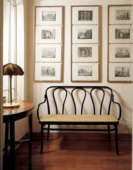 Crave Worthy: Thonet Bentwood Settee