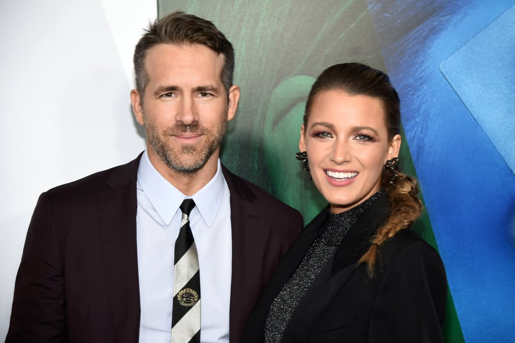 "It's date night for Blake Lively and Ryan Reynolds, and what better way to spend a romantic evening together than with a movie premiere? The night after celebrating their sixth wedding anniversary, the stunning couple stepped out on Sept. 10 for a showing of Blake's movie A Simple Favor at the Museum of Modern Art in New York, and Ryan knew exactly what not to say.  Ryan's company, Aviation Gin, releases an automated out-of-office reply from his ""personal"" email account, and this week's included one special (and hilarious) note to his schedule: ""MOMA event for A Simple Favor (No divorce jokes!!)."" After false reports about the couple's marriage surfaced earlier this year, it's no wonder Ryan wants to poke a little fun, and these two are used to the back-and-forth banter.  This picture-perfect pair have become one of Hollywood's favorite couples since tying the knot back in 2012 and are now parents to two daughters: James and Ines. Whether it's a movie premiere or an event for Aviation Gin, this duo nearly always shows up side by side. We love a supportive couple!"