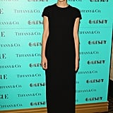 Carey Mulligan in Black Dior Gown