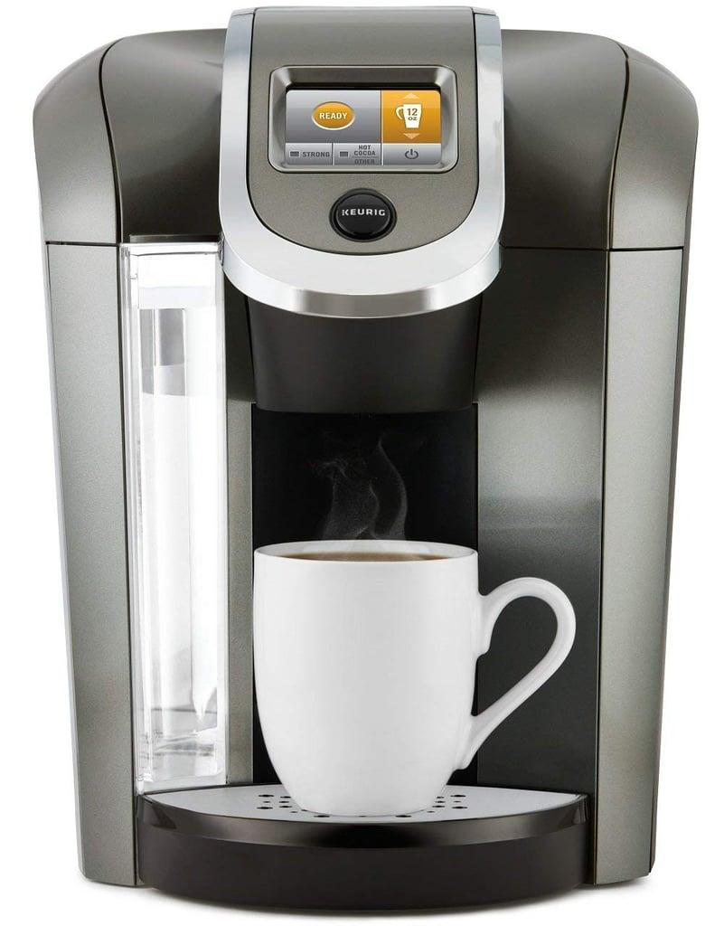 Keurig Single Serve K Cup Pod Coffee Maker Best Keto Gifts