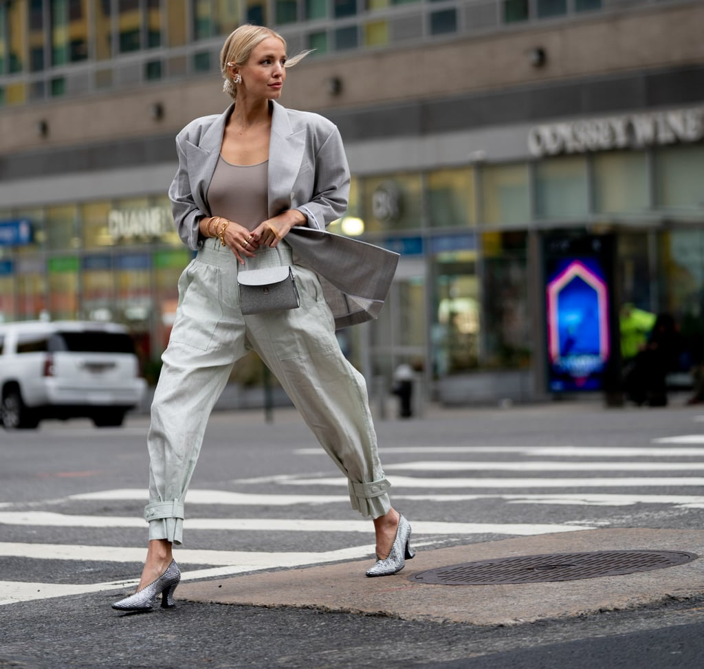 Easy Monochrome Outfit Ideas From Fashion Week