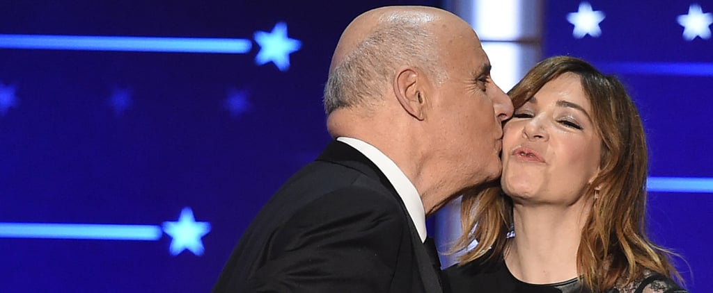 A Brief Overview of All the Kisses at the Critics' Choice Awards