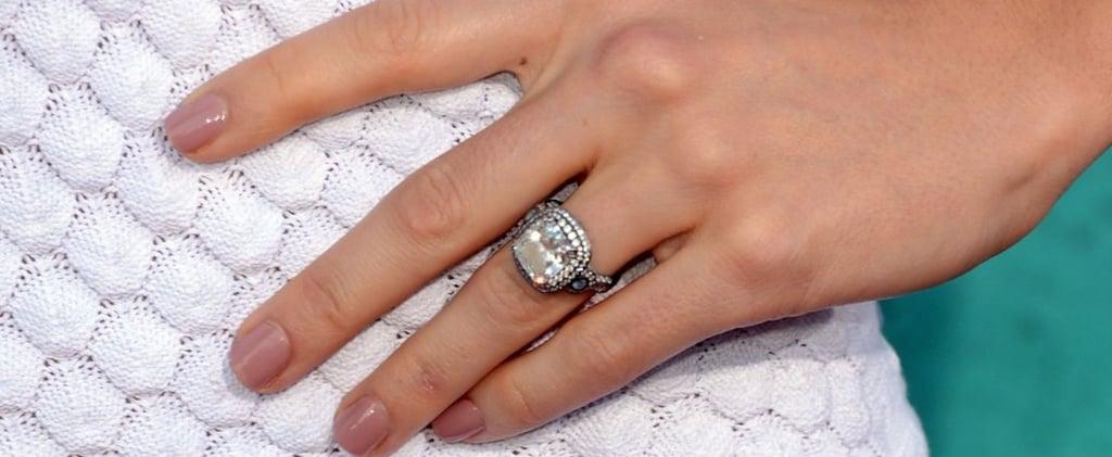 Stylish Celebrity Engagement Rings