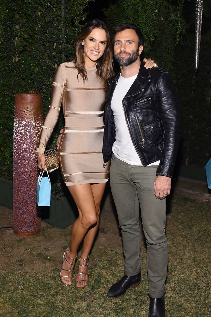Alessandra Ambrosio And Jamie Mazur S Cutest Pictures