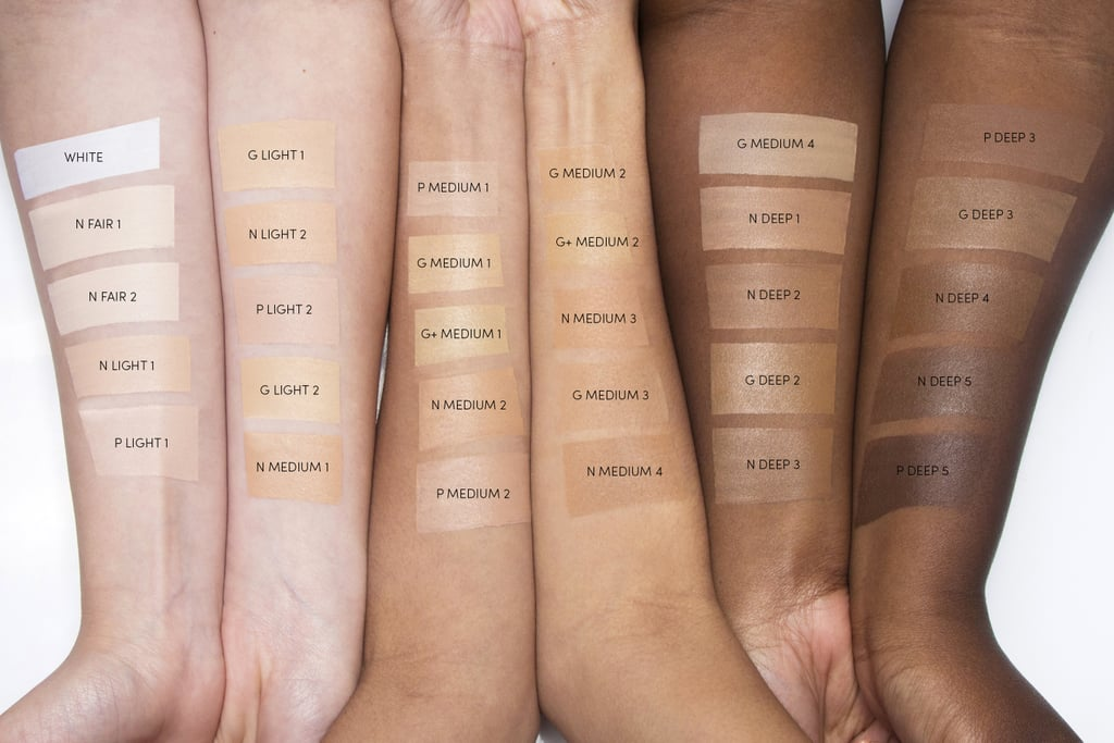 Cover FX Power Play Concealer Swatches