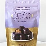 Dark Chocolate Toasted Sesame Caramels ($3)