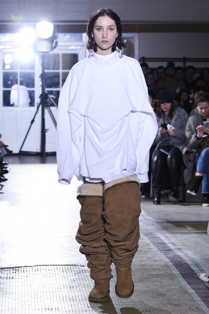 Thigh-High UGG Boots | POPSUGAR Fashion