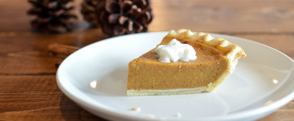 How to Freeze Pumpkin Pie