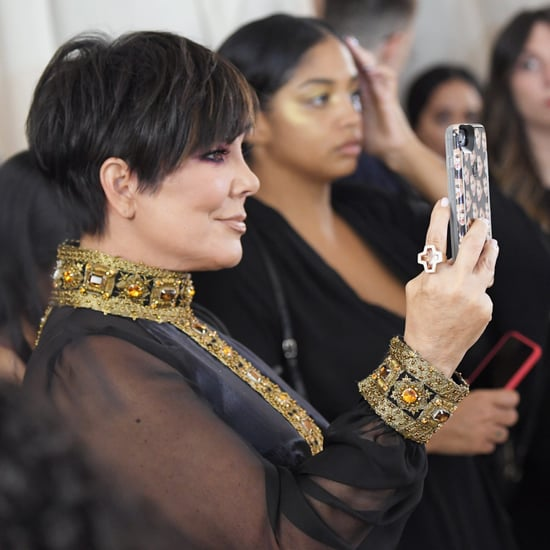 Kris Jenner at the Met Gala 2018 Pictures
