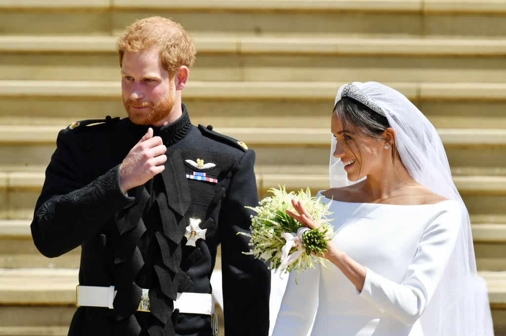 Best Pictures From Prince Harry and Meghan Markle's Wedding