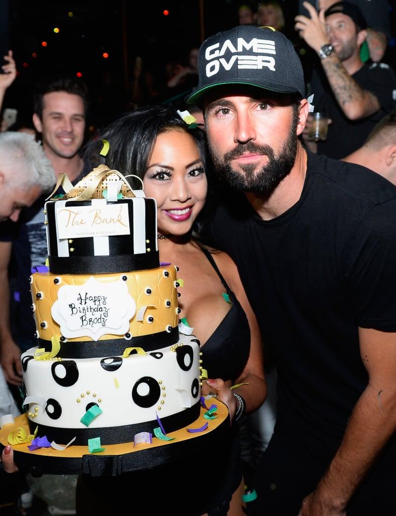 Brody Jenner Birthday Cake