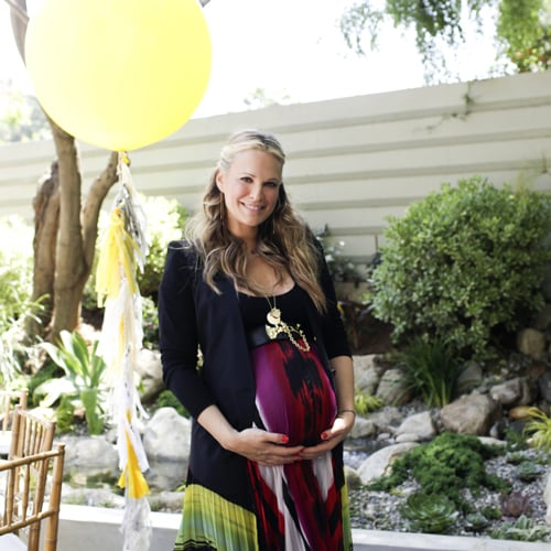 Molly Sims Baby Shower