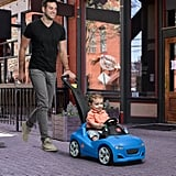 For 2-Year-Olds: Step2 Whisper Ride Cruiser Push Car