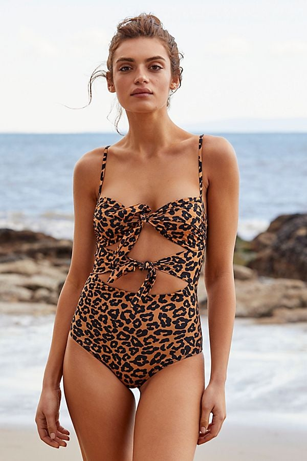 af1f2f7269 Mia Printed One-Piece Swimsuit | Swimsuits to Wear in Your 30s ...