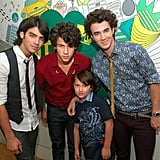 Jonas Brothers Family Pictures