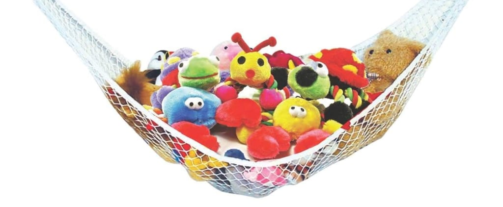Best Storage Ideas For Stuffed Animals