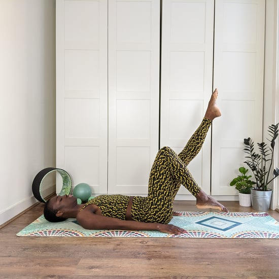 5-Minute Pilates Ab Workout