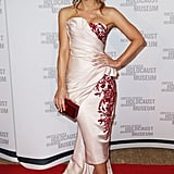 Kate Beckinsale posed pretty at a special event hosted by the US Holocaust Memorial Museum in LA on Thursday.
