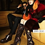 Jimmy Choo Fall 2012 Ad Campaign