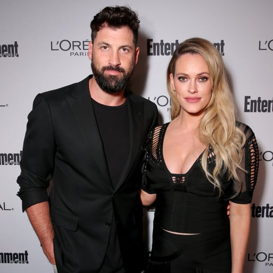Peta Murgatroyd and Maksim Chmerkovskiy Welcome First Child
