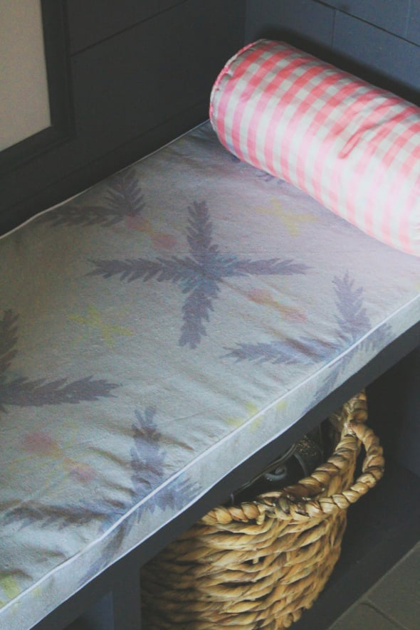 A Bench Cover