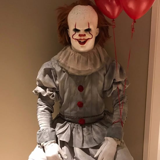 LeBron James Pennywise Halloween Costume