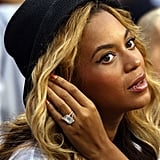 Beyoncé at the US Open