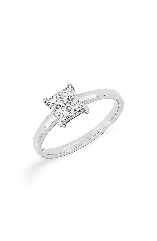 Bon Levy Princess Cut Diamond Ring