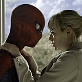 Spider-Man and Gwen Stacy From The Amazing Spider-Man