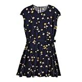 POPSUGAR Print Tie-Waist Dress