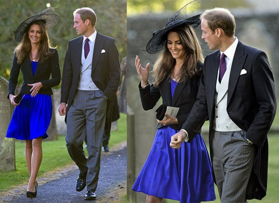 Prince William and Kate Middleton at Wedding
