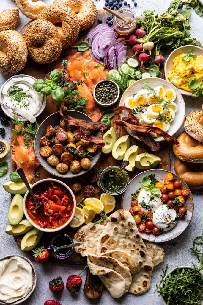 Best Brunch Recipes For Mother's Day