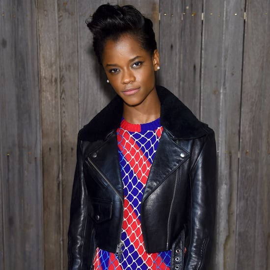 Who is Letitia Wright?