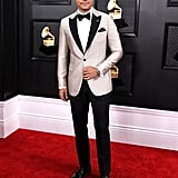 Trevor Noah at the 2020 Grammys