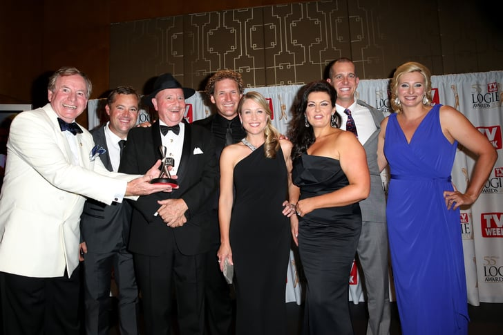 Better homes and gardens cast 2013 logies highlights for Better homes and gardens tv show contact