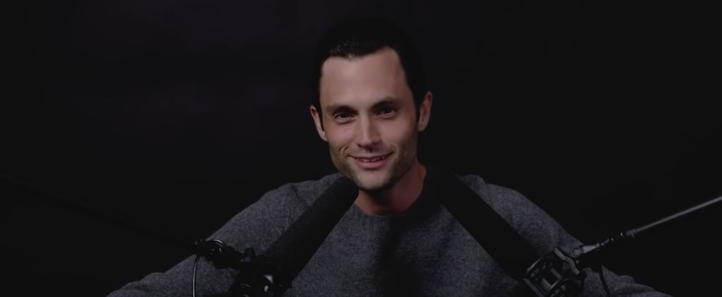 Penn Badgley Talks About His Career in ASMR Video