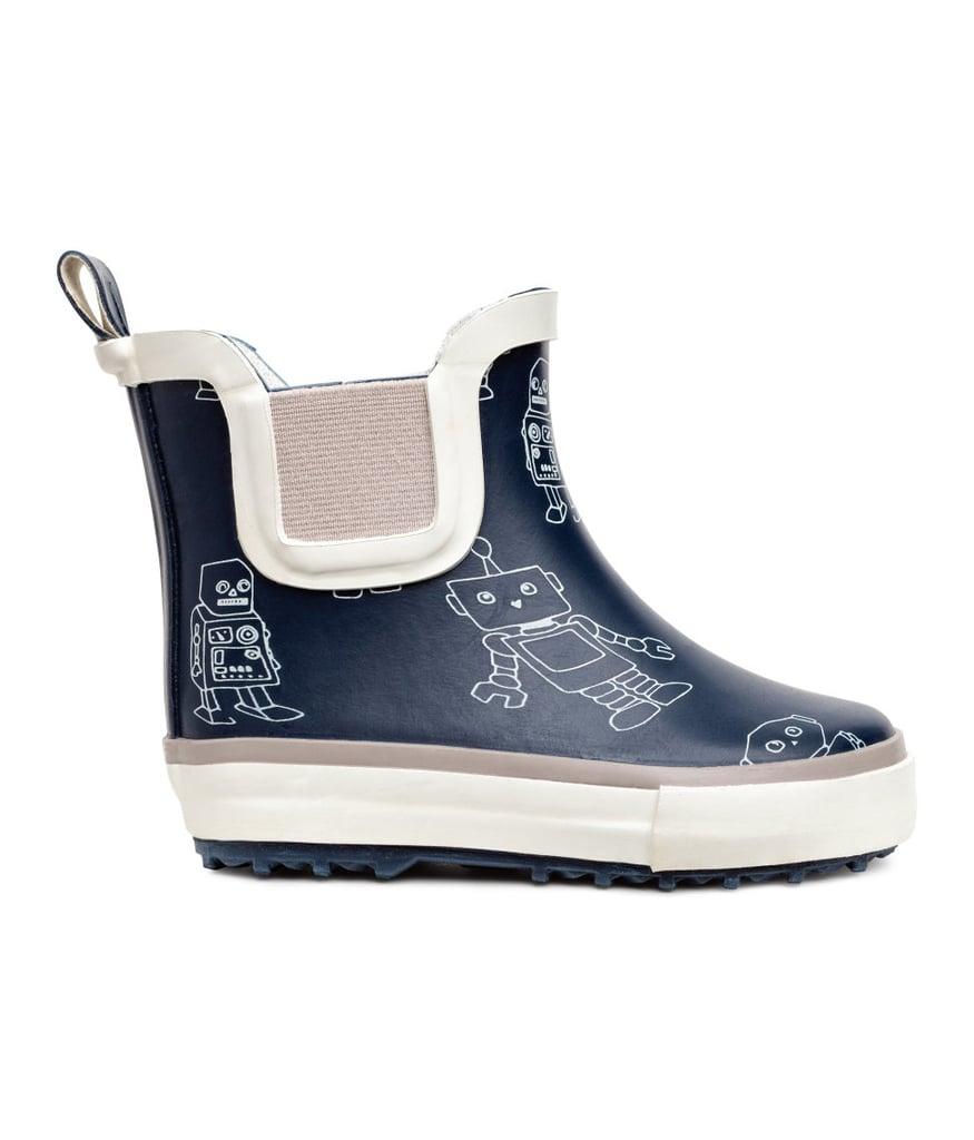 Patterned Rain Boots Amazing Inspiration Ideas