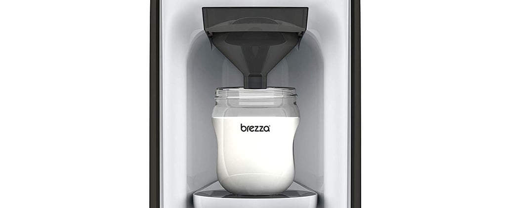 Baby Brezza Pro Formula Dispenser Review