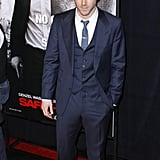 Ryan Reynolds premiered Safe House in NYC.